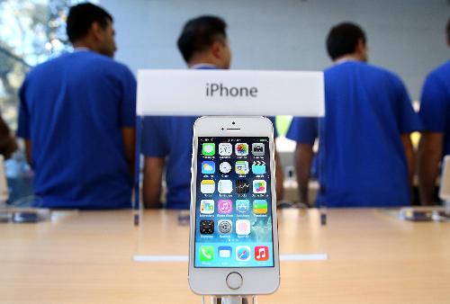 Lần đầu tiên trong lịch sử, doanh số bán iPhone bị tăng trưởng âm.