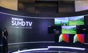 Loạt TV SUHD 2016 của Samsung giá từ 30 triệu đồng