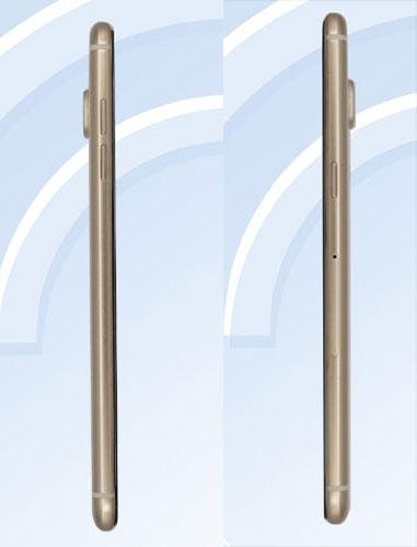 Khung viền kim loại được co cong nhiều hơn và giống kiểu iPhone 6, 6s.