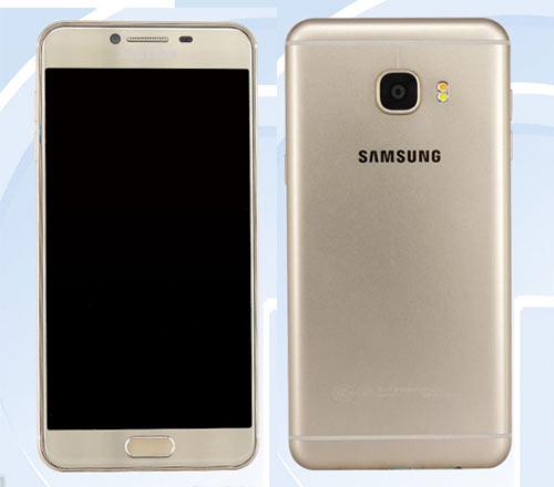 Thiết kế mặt trước và mặt sau của Galaxy C5 gợi đến HTC 10.