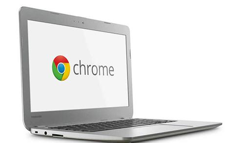 Google lần đầu tiên vượt Apple trên thị trường PC tại Mỹ