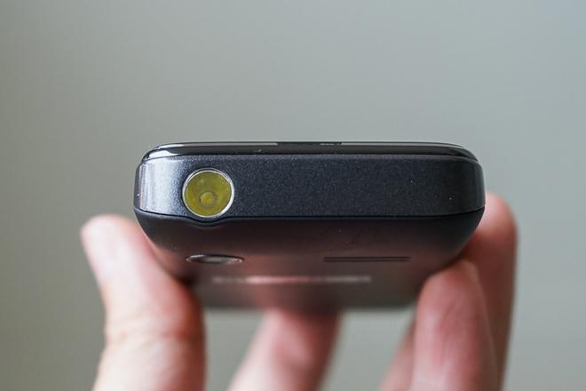Điện thoại 2 sim, pin chờ 4 tháng của Philips