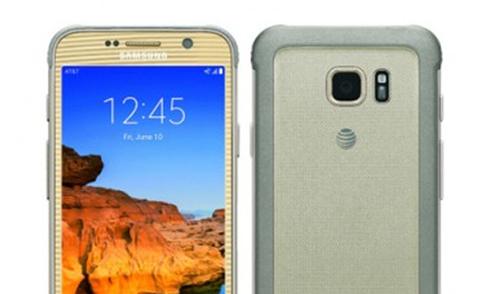 Galaxy S7 Active siêu bền sẽ có pin 4.000 mAh