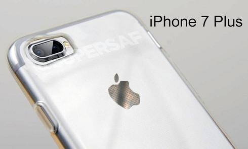 Khuôn mẫu vỏ iPhone 7 Plus lộ ảnh, có camera kép