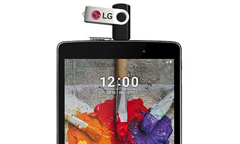 LG ra tablet dùng chip tám lõi giá hơn 4 triệu đồng