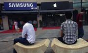 Điện thoại Apple và Samsung lép vế tại Trung Quốc