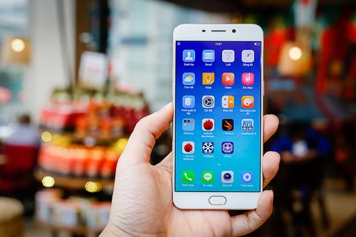 7 smartphone chuyên selfie giá dưới 10 triệu đồng