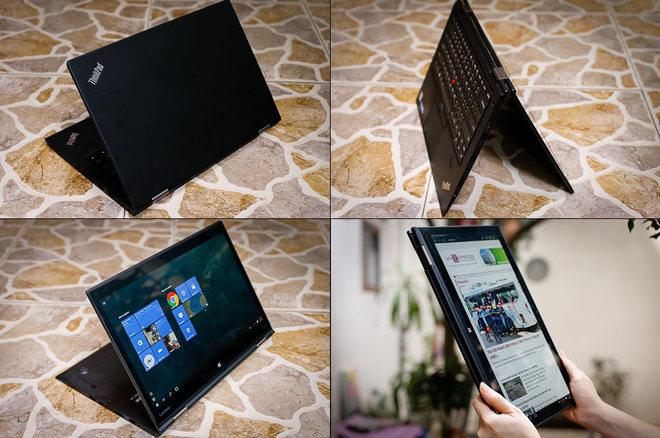 Laptop 14 inch đa năng nhẹ nhất thế giới