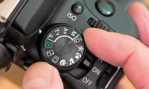 Tìm hiểu thông số trên vòng xoay trên máy ảnh Canon, Nikon