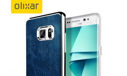 Galaxy Note 7 lộ thiết kế màn hình cong như S7 edge