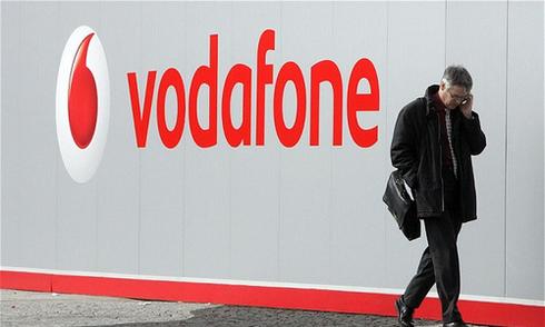 Vodafone cân nhắc rời Anh sau Brexit