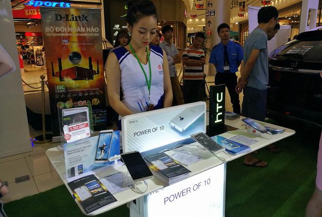 Triển lãm đồ công nghệ Đài Loan ở Hà Nội