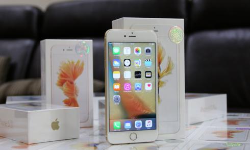 iPhone chính hãng giảm giá mạnh