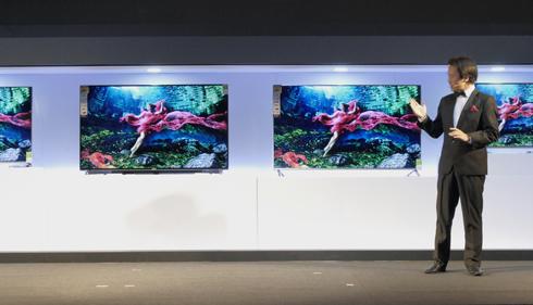 Panasonic ra mắt dòng TV 4K Pro mới tại VN