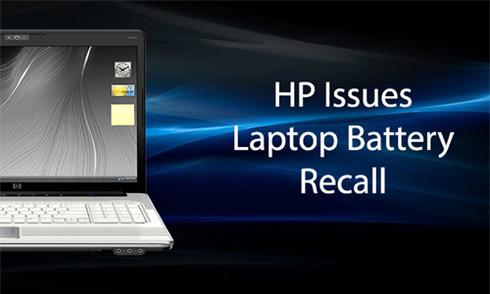 HP Việt Nam thu hồi pin nhiều dòng laptop vì nguy cơ cháy nổ