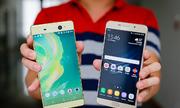 So sánh bộ đôi Android 6 inch của Samsung và Sony