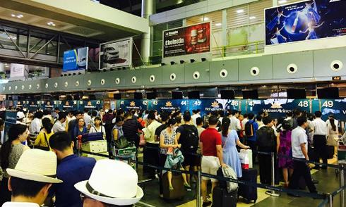 Sân bay Nội bài, Tân Sơn Nhất bị tin tặc tấn công