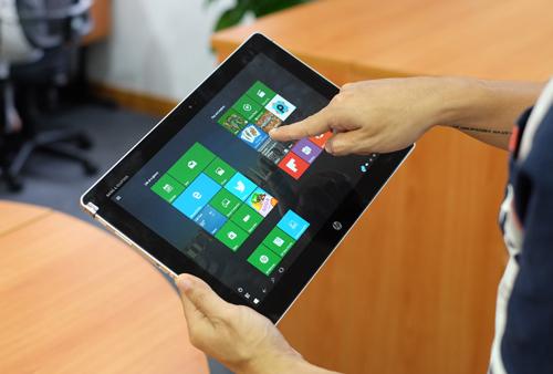Elite x2 - đối thủ đáng gờm của Surface Pro từ HP