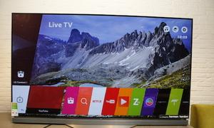 TV OLED siêu mỏng giá hơn trăm triệu đồng