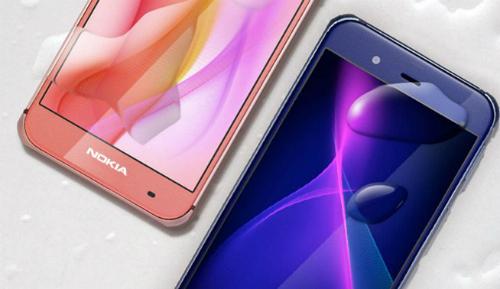 Hình ảnh được cho là smartphone chống nước sắp trình làng của Nokia.