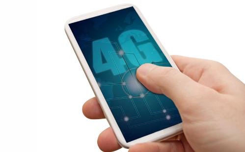 Công nghệ kết nối mạng 4G cho tốc độ kết nối Internet của smartphone nhanh gấp 3 đến 7 lần so với 3G.