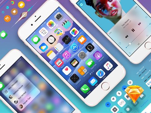 Suc hap dan cua iPhone chi con den tu iOS