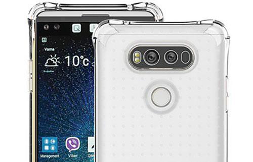 LG V20 được trang bị camera kép cả sau lẫn trước, độ phân giải lần lượt 21 và 8 megapixel.
