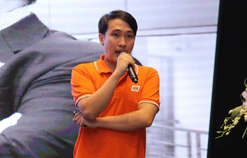 Ông Lê Ngọc Tuấn, Ban Công nghệ FPT.
