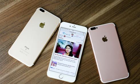 Vỏ độ iPhone 7 xuất hiện ở Việt Nam