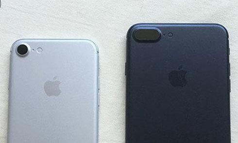 iPhone 7 sẽ có năm màu