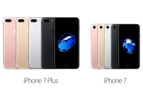 Giá iPhone 7 tại Mỹ rẻ nhất, từ 14,4 triệu đồng