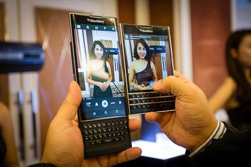 Priv là mẫu smartphone BlackBerry tiếp theo có màn giảm giá lớn sau một thời gian ra mắt, sau Z10, Classic và Passport.