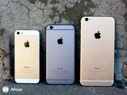 5s, 6 và 6 Plus đã có mặt trên thị trường hơn 2 năm và bắt đầu được Apple loại bỏ khỏi danh sách sản phẩm bán mới.