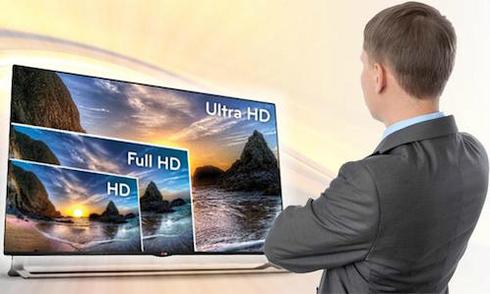 TV 4K phổ cập nhanh hơn HDTV