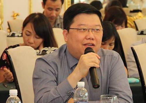 Ông Nguyễn Hưng, Tổng giám đốc Tienphong Bank.