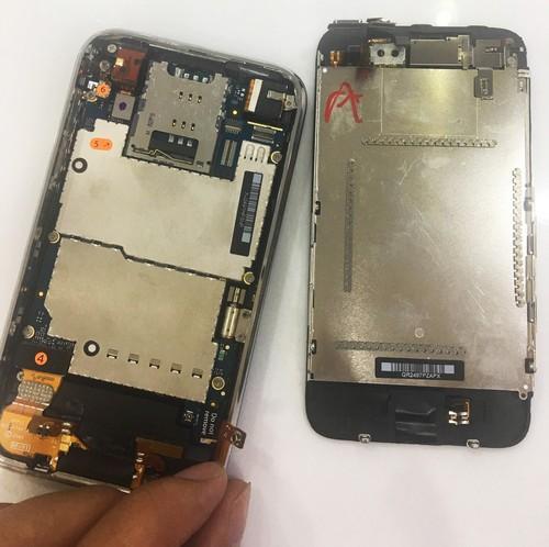 iPhone 3GS chưa kích hoạt giá rẻ tràn vào Việt Nam