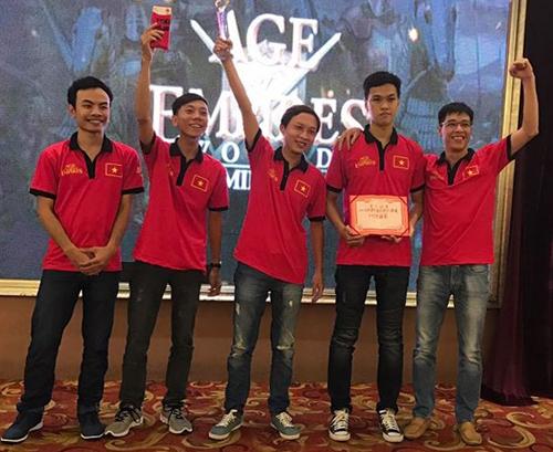Đoàn Việt Nam giành 3/4 chức vô địch của giải đấu.