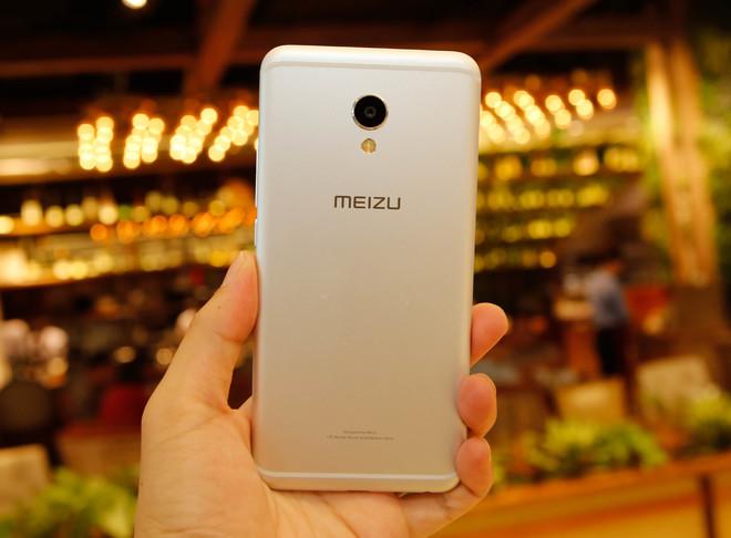 Meizu MX6 - smartphone chip 10 nhân giá 7 triệu đồng