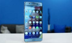 Samsung khai tử Galaxy Note 7