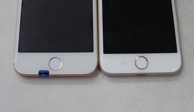 Cách nhận biết iPhone 7 thật và nhái