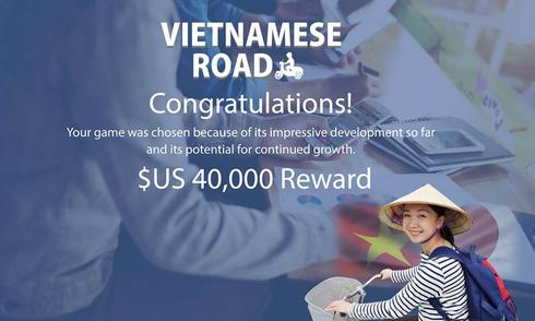 Game về giao thông Việt Nam được Facebook tài trợ gần 1 tỷ đồng