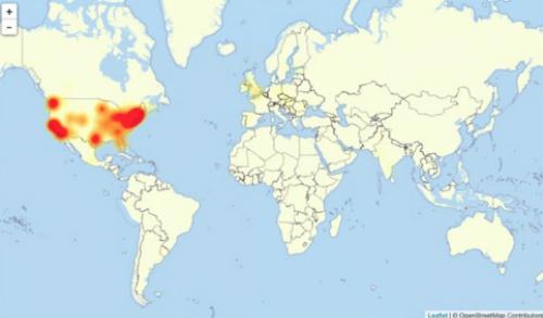 Internet tại Mỹ và châu Âu bị ngưng trệ vì DDoS