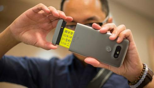 LG G6 có thể không còn thiết kế dạng module
