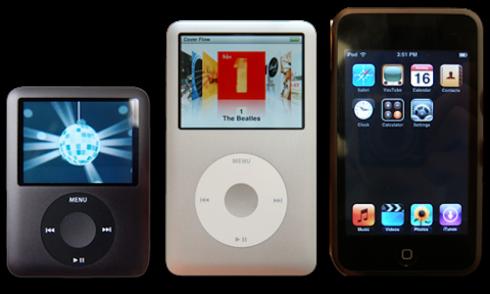iPod tròn 15 tuổi trong một thế giới thay đổi