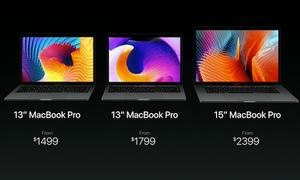 Xem loạt MacBook Pro mới trong 90 giây
