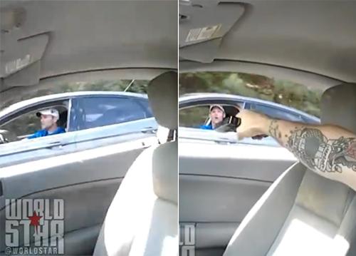 Cách giải quyết mâu thuẫn đơn giản khi lái xe