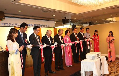 FPT Nhật Bản vừa khai trương văn phòng thứ 4 tại Nhật Bản nhằm đón đầu cơ hội tại khu vực phía Tây của thị trường này