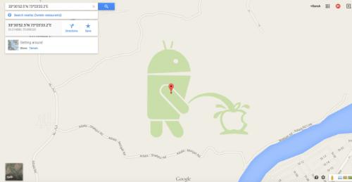 Google Maps bị hack thông qua Map Maker năm 2015.