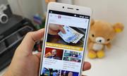 Prime X 2017 - smartphone giá rẻ có sạc nhanh và cảm biến vân tay