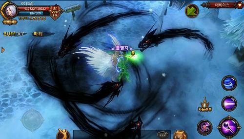Bản game di động của MU Online cũng thành công không kém bản gốc trên PC.